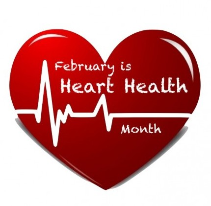 Image result for heart health awareness month